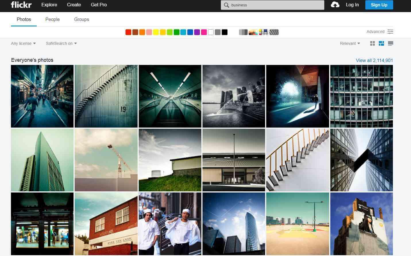 darmowe zdjęcia nastronę flickr